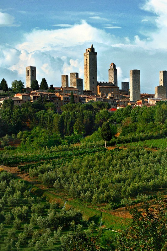 Photo:  San Gimignano 1